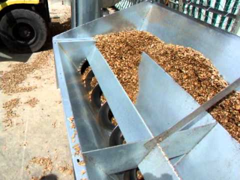 Perry Of Oakley Biomass Handling Woodchip Bio Intake Auger Screw