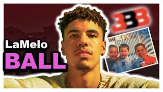Cherry Picking King | The Story Behind LaMelo Ball