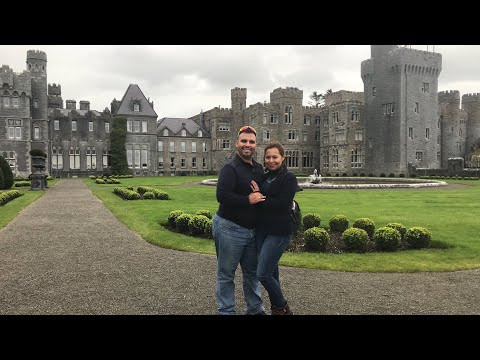 Tour of the Ronald Reagan Presidential Suite At The Ashford Castle In Cong Ireland