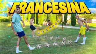 ⚽ FRANCESINA FOOTBALL CHALLENGE!!! *nuova sfida* w/Elites
