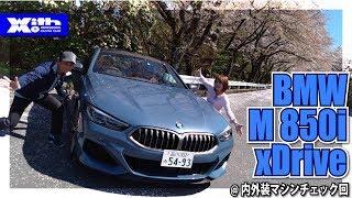 2019 BMW M 850i xDrive (1)