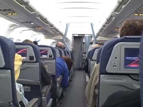 the inside of an airplane and cockpit airplane take off and travel tips youtube. Black Bedroom Furniture Sets. Home Design Ideas