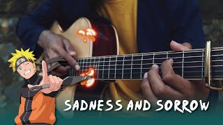 Download Mp3 Sadness And Sorrow - Naruto  Fingerstyle Guitar Cover