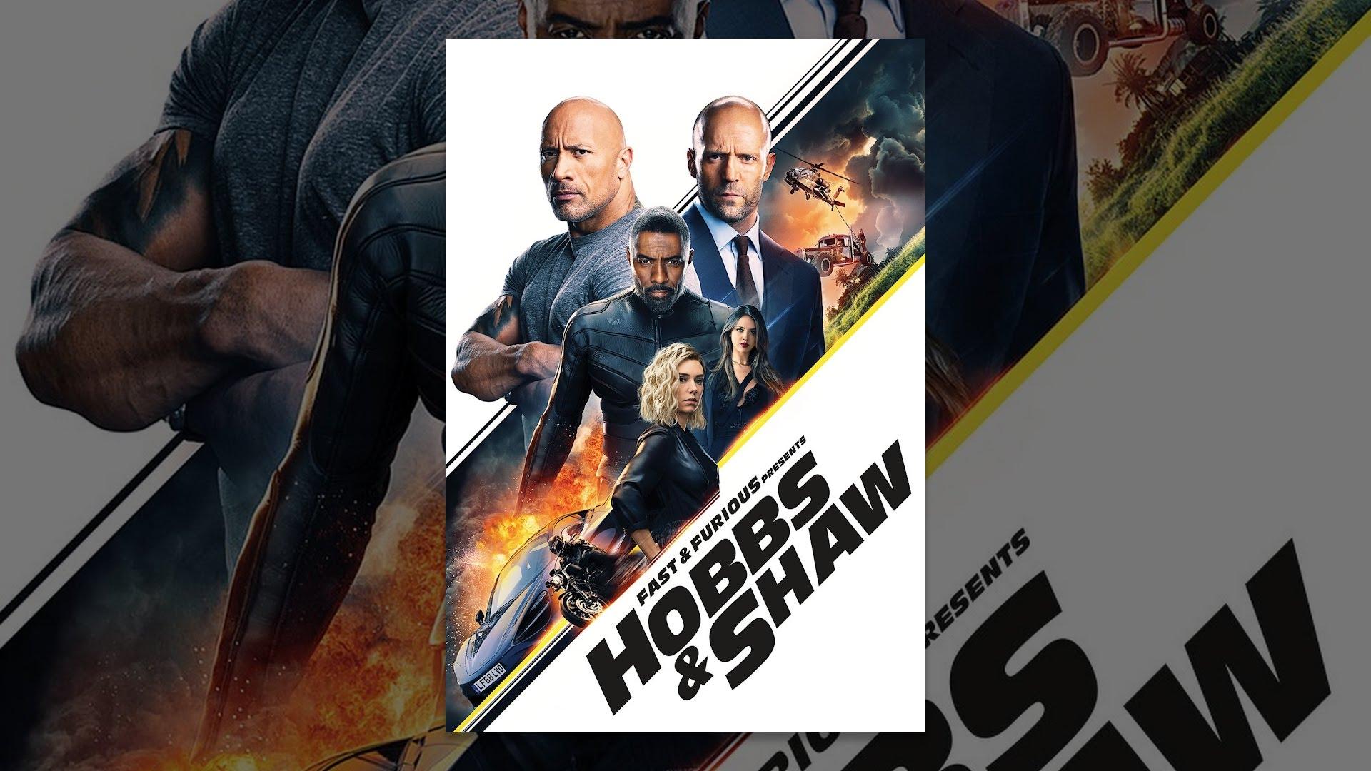 [VIDEO] - Fast & Furious Presents: Hobbs & Shaw 1