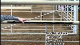 Five Bridal Rack