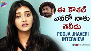 Pooja Jhaveri LIVE Interaction with Fans | Kaushal | Pooja Jhaveri Interview | Telugu FilmNagar