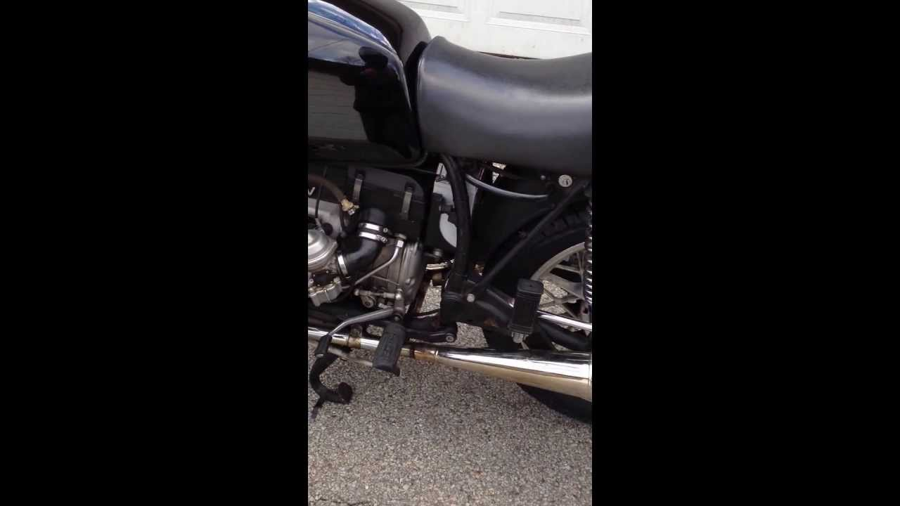 BMW R65 After New Ignition Coil YouTube – Key Switch Wiring 1980 Bmw R65