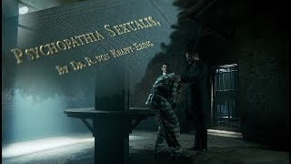 The Alienist || Psychopathia Sexualis
