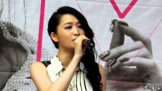 2013-04-07 [1/2] 朱俐靜(Miu) ~ 女神 , Kiss Me , 存在的力量
