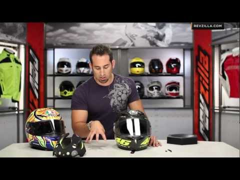 Thumbnail for AGV Pista GP Helmet Review