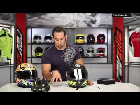 AGV Pista GP Helmet Review at RevZilla.com