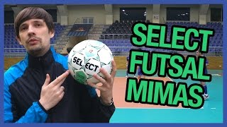 Футзальный мяч Select Futsal Mimas(, 2015-05-22T07:17:14.000Z)