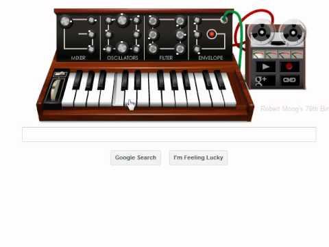 google doodle piano tetris theme song avi youtube