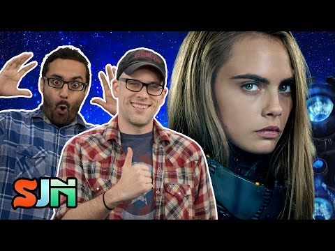 Valerian Trailer Breakdown (LIVE)