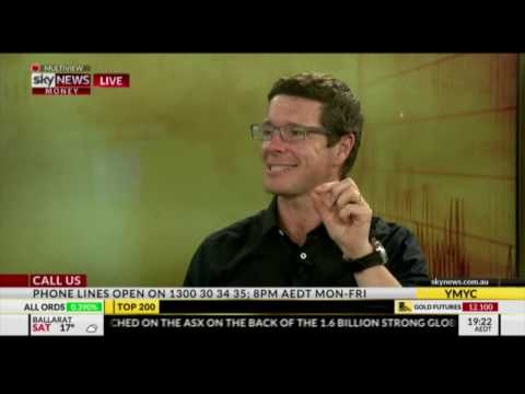 Sky News Business: Your Money Your Call November 25 2016 featuring Roger Montgomery