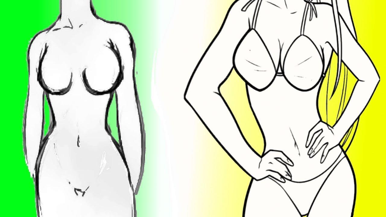 Как нарисовать ПОСТРОЕНИЕ ТЕЛА ЧЕЛОВЕКА КАРАНДАШОМ! Учимся рисовать ПОСТРОЕНИЕ ТЕЛА ЧЕЛОВЕКА