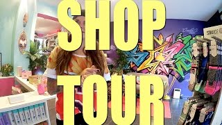 Shop Tour - StyleConnection