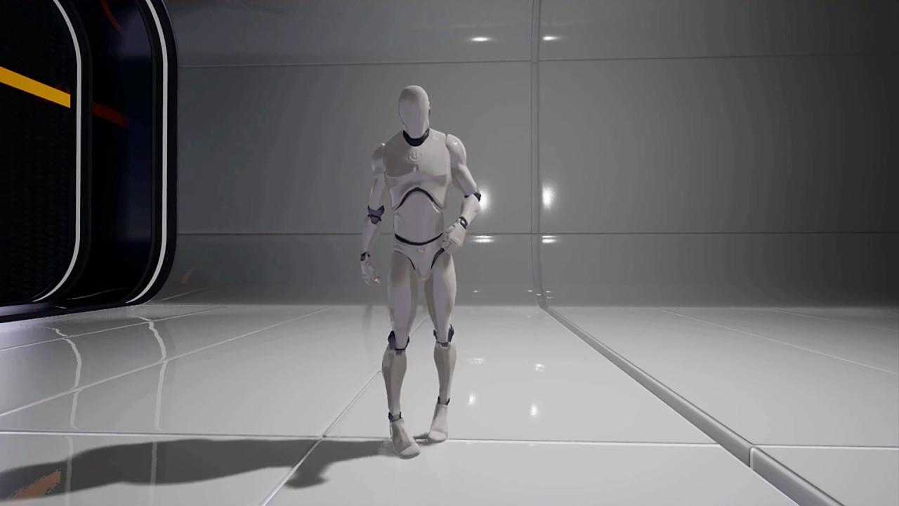 Full Body Motion Capture using IKinema Orion + Noitom Hi5 VR