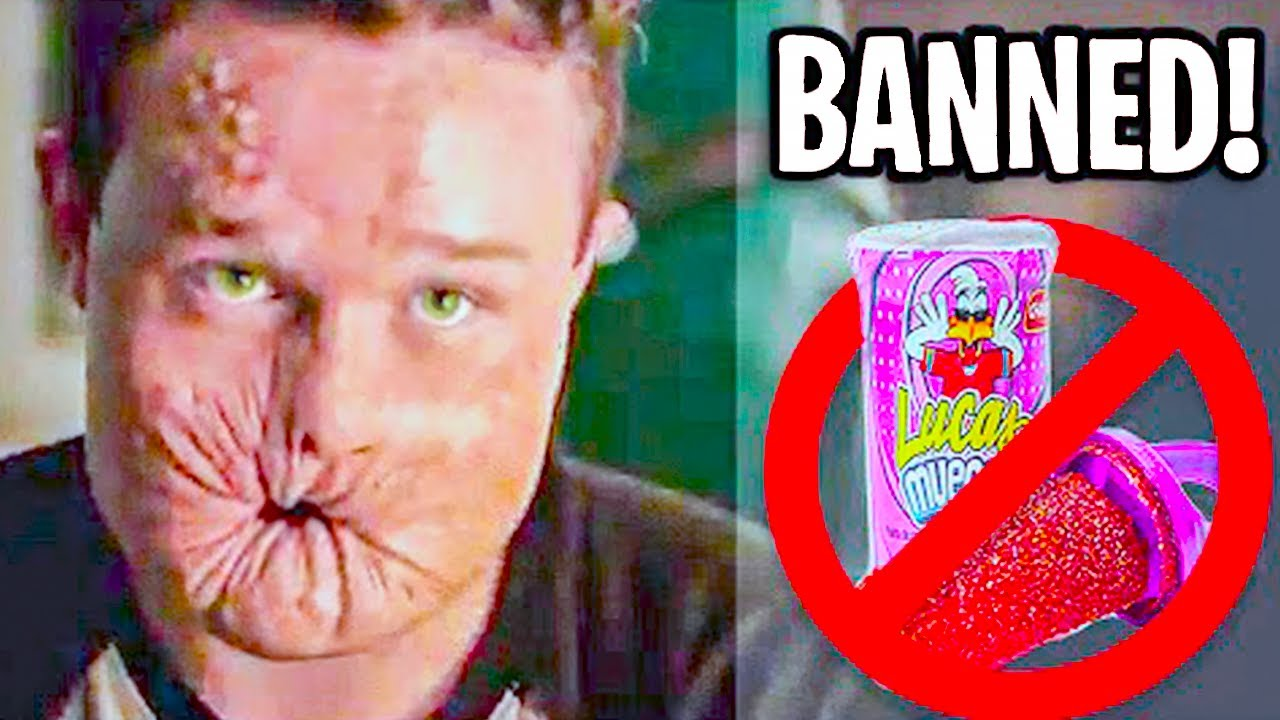 15 Discontinued Candies That Went Too Far #2