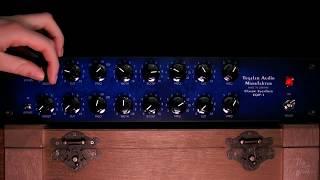 Tegeler Audio Manufaktur Classic Equalizer EQP-1 | Bass, guitars demo