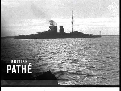 L'angleterre Et La Mediterranee British Navy In The Mid 1930s (1935)