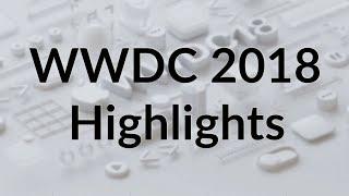 WWDC 2018 Highlights