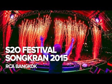 S2O Songkran Music Festival 2015 at RCA Bangkok