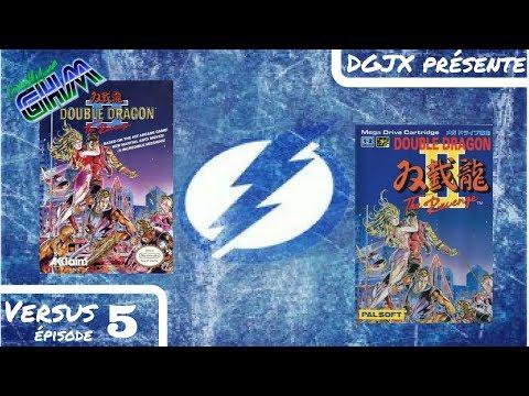 [Versus #005] Double Dragon II : à faire sur Nintendo ou sur Mega Drive ?