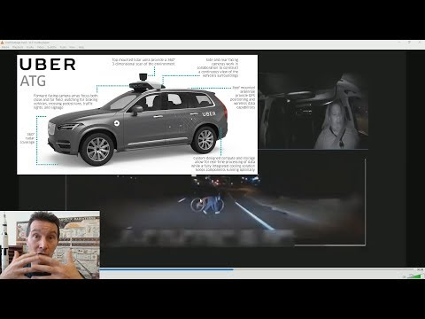 EEVblog #1066 - Uber Autonomous Car Accident - LIDAR Failed?