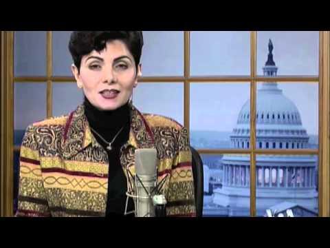 Voice Of America VOA Radio Tamasha's first Anniversary MahMonir Rahimi