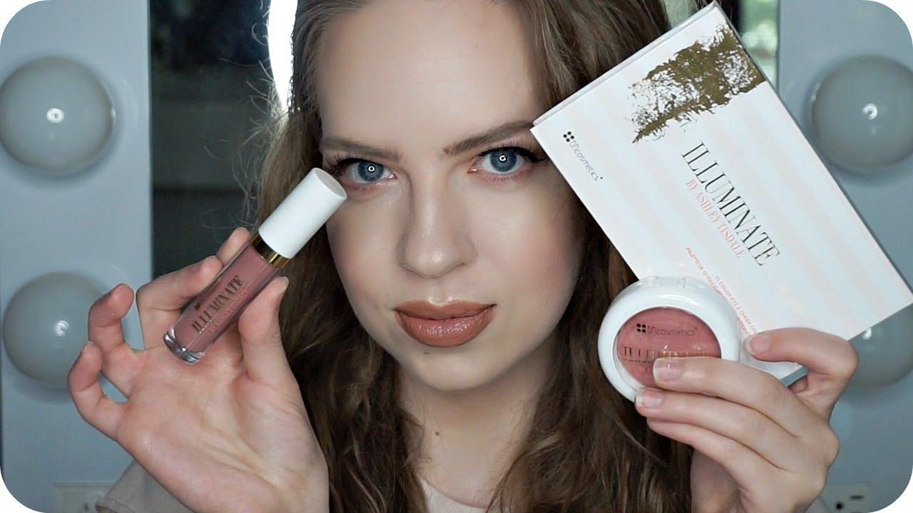 ced72724b4d6 GRWM   BH Cosmetics Illuminate By Ashley Tisdale - YouTube