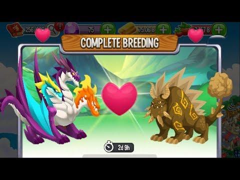 Breeding Tiamat Dragon Terra Dragon