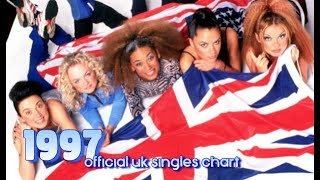 Top Songs of 1997 | #1s Official UK Singles Chart Video
