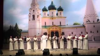 Концерт хора Свято-Данилова монастыря(Видео сайта http://www.svtihon.ru., 2013-05-23T18:45:34.000Z)