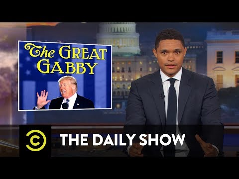 Thumbnail: President Trump Casually Makes Another Damning Admission: The Daily Show