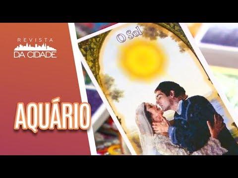 Previsão De Aquário 20/05 à 26/05 - Revista Da Cidade (21/05/2018)