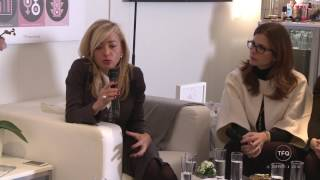 The Girls' Lounge @ Davos 2016:  Power Conversation on the 4th Industrial Revolution