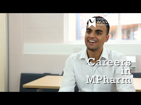 Careers in MPharm - A Placement in Industry