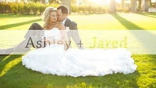 Ashley + Jared: Palm Springs Wedding Film Thumbnail