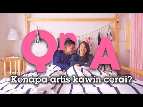 Q&A KENAPA ARTIS KAWIN CERAI?? (Sharena & Delon)