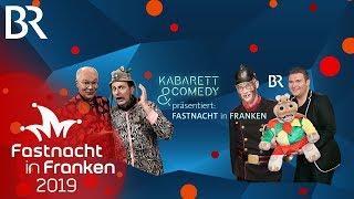 BR Kabarett & Comedy präsentiert: Die Fastnacht in Franken 2019