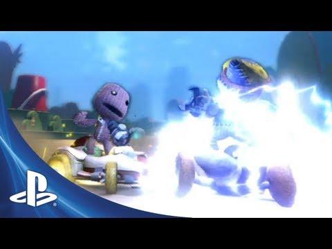 LittleBigPlanet Karting - Story Trailer - 0 - LittleBigPlanet Karting – Story Trailer