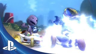 LittleBigPlanet Karting Story Trailer