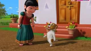 vuclip Nayi Mari Nayi Mari - Kannada Rhymes Chinnu 3D Animated