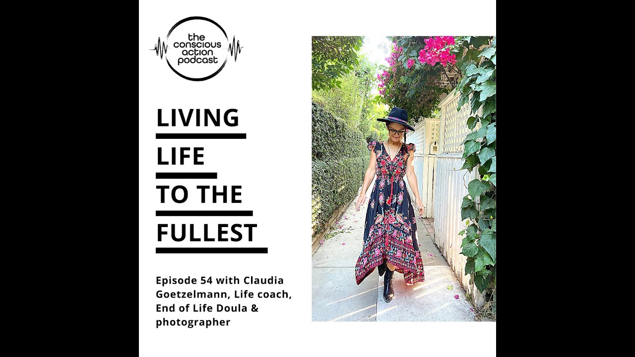 Living life to the fullest with Claudia Goetzelmann