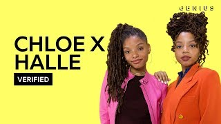 "Chloe x Halle ""The Kids Are Alright"" Official Lyrics & Meaning 