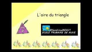 aire du triangle capsule 2