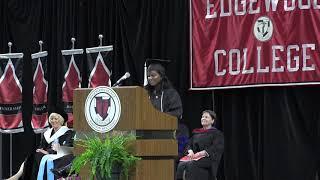 Katie Rickert 2018 Commencement Speech