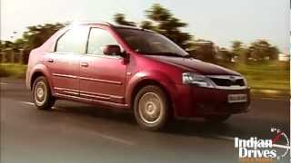 New Mahindra Verito Test Drive | Video Review by IndianDrives