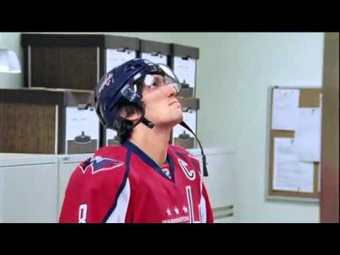It was Ovi all along! One of my favorite Sportscenter commercials ... 0f640ef7c3f9